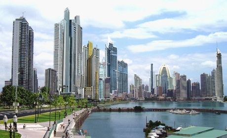 Panama Skyline Future